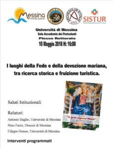 I luoghi della fede e della devozione mariana, tra ricerca storica e fruizione turistica