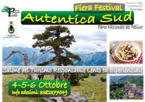 Salone del Turismo Responsabile Lento ed Esperienziale Fiera Festival Autentica Sud